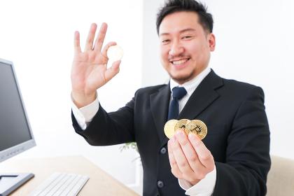 仮想通貨とビジネスパーソン