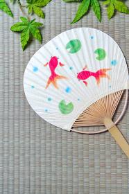 日本の夏のイメージ