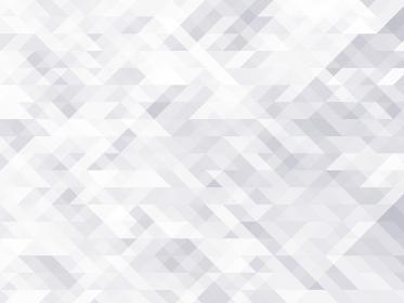 アブストラクト ポリゴンB ホワイト 01