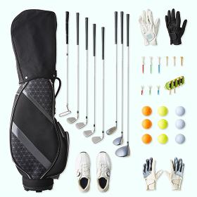 様々なゴルフ用品