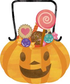 ハローウィン ジャックオランタン 秋 かぼちゃ お菓子