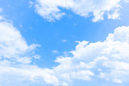 青空と雲 3121