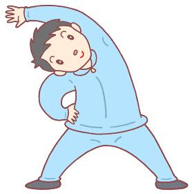 ストレッチ体操