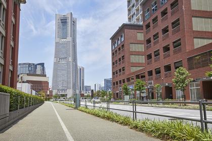 神奈川県 横浜市 横浜ランドマークタワー