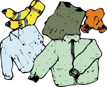 登山用衣服