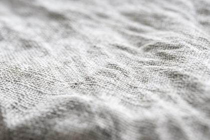 白色の編み込み繊維のテクスチャ