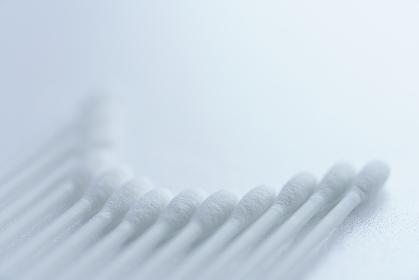 清潔な綿棒