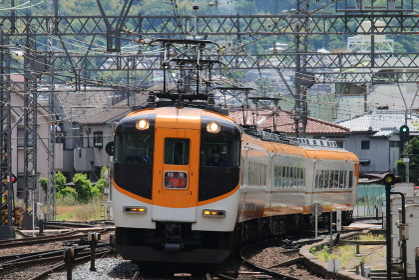 近鉄特急の電車