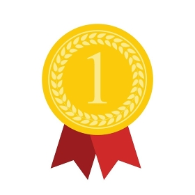 Art Flat Medal Icon for Web. Medal icon app. Medal icon best. Medal icon sign. Medal icon 1 First Place Gold.. Art Flat Medal Icon for Web. Medal icon app. Medal icon best.