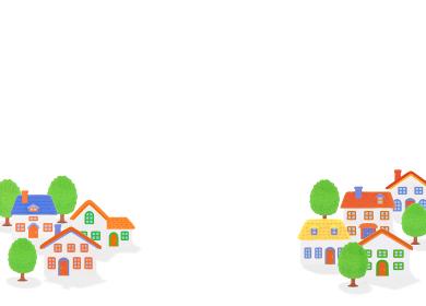 粘土の家7軒