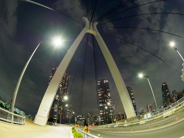 中央大橋 夜景