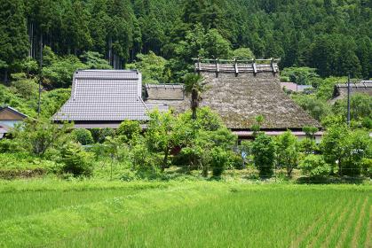 美山かやぶきの里 京都府南丹市美山町