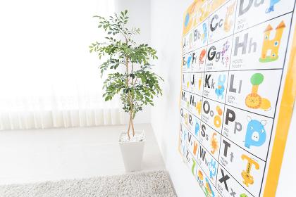 アルファベット表