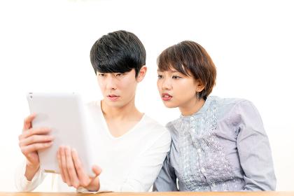 タブレットPC・インドネシア人・日本人