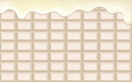 バレンタイン チョコレート 背景 壁紙 コピースペース イラスト素材