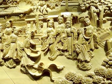 古典中国の彫刻