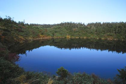 八幡平 鏡沼