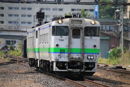 石北本線キハ40