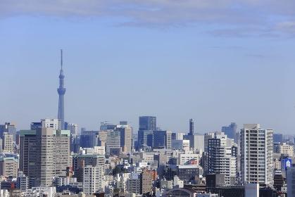 東京都心青空パノラマ