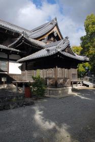 斑鳩寺 聖徳殿 兵庫県太子町