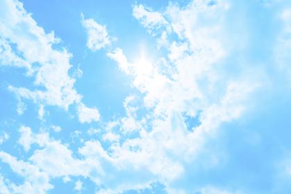 青空と雲 5263