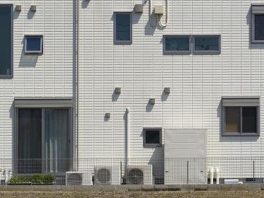 住宅の壁面
