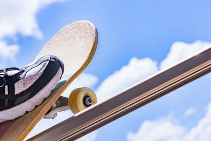 スケボー スケートボード 【 人気 の スポーツ の イメージ 】