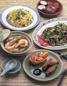 中華な食卓