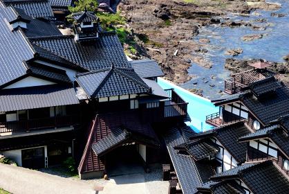 能登珠洲岬 よしが浦温泉 ランプの宿