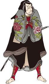 浮世絵 歌舞伎役者 その42