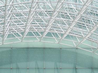 採光用のドーム天井