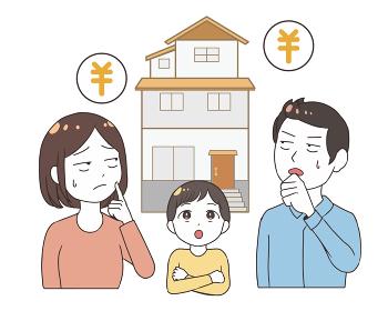 3階建てについて悩む 3人家族