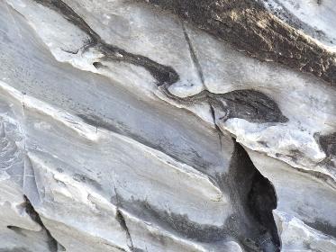 巨石の表面