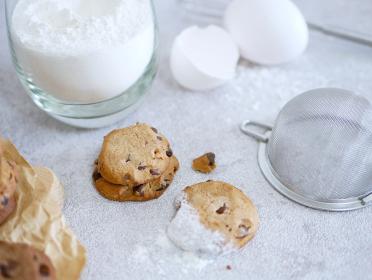 ハンドメイドクッキー