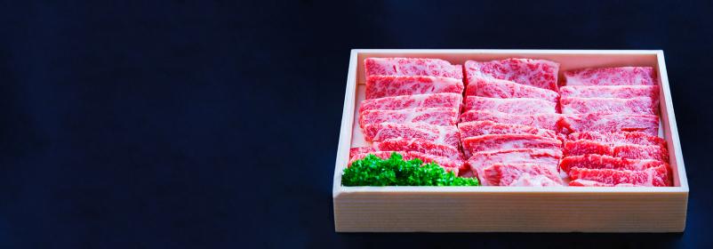 牛肉 箱入り ふるさと納税 【ギフトのイメージ】