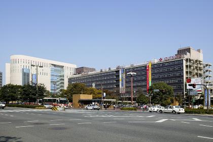 旧JR博多駅