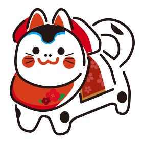 日本文化素材 / 縁起物狛犬