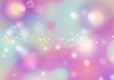 抽象的な紫の光のイメージ