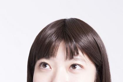 女子高校生の顔