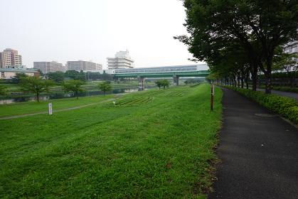 東大島駅前