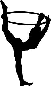 新体操リング