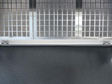 システムキッチンの換気扇のフィルター