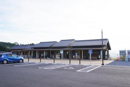 気仙沼大島フェリーターミナルの観光施設「野杜海」