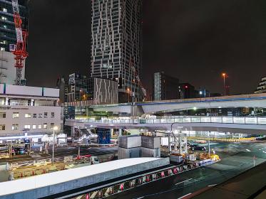 渋谷 深夜