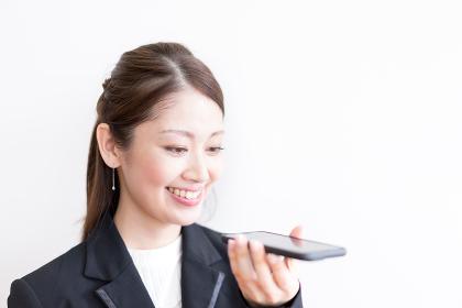 スマートフォン・発話解析・音声認識