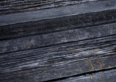 漆黒の木目 斜めアングル 1684