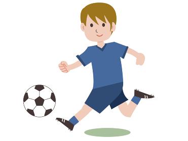 サッカー 走る 選手