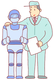 ロボット技術者