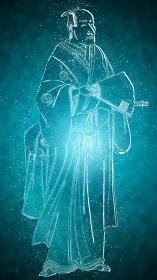 浮世絵 武士 その9 クリスタルバージョン