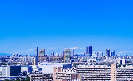 千葉市街 【千葉市の都市風景】
